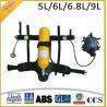 China 5L/6L/6.8L/9L EC and CCS Breathing Apparatus/Air Respirator wholesale