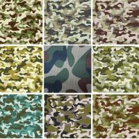 Quality 300D oxford fabric/ camouflage fabric/oxford pringting fabric for sale