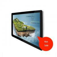 China Wall Mounted Elevator Android Advertising Screen 21.5 Inch Indoor Advertising Screen wholesale