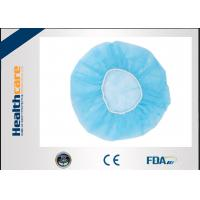 China Free Sample Disposable Head CapLightweight Polypropylene Colorful Hat For Hospital wholesale