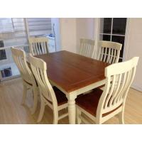 China Dining Room Furniture Set / Solid Wood Dining Table / Dining Chair / Can be Customized wholesale