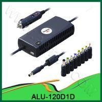 China 120W High Quality Universal DC Power Adapter For Car Use(139*61*30mm)ALU-120D1D wholesale