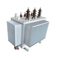 China High Performance Low Loss Transformers , Oil Immersed 50 Kva Transformer 3 Phase wholesale