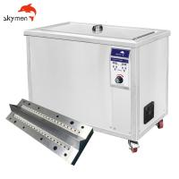 China Stainless Steel 96L 1500W Industrial Ultrasonic Cleaner on sale