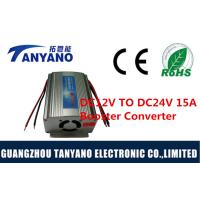 China 360W Output Booster DC To DC Transformer 12V 24V 15A Booster Module Car Power Supply wholesale