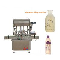 Buy cheap Stepping Motor Essential Oil Filling Machine With 316 Stainless Piston from wholesalers