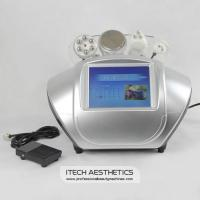China 4 In 1 Portable Vacuum RF Cavitation Machine For Weight Loss And Skin Care wholesale