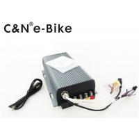 China Sine Wave Electric Bike Controller , Programmable Electrical Bicycle Controller 24v wholesale