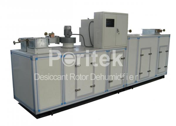 Industrial Air Dehumidifier Systems With Air Conditioner 17.2t/h #495D6B