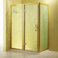 China Square Hinge Door/Shower Enclosure, with 25mm Adjustment Each Side wholesale