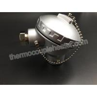 Buy cheap Aluminum thermocouple connection head from wholesalers