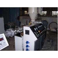 China TPU Soft Plastic Pipe Extrusion Machine Pneumatic Air Compressor Gray Color on sale