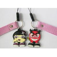 Girls gifts mobile phone strap promotional phone pendants custom for phone promotional gifts