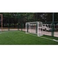 Green / Olive Green Outdoor Sport Artificial Turf For Football Fields / Playground