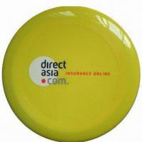 China Plastic Flying Disc, Suitable for Promotional Gifts Purposes wholesale