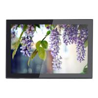"China 10"" Touch Screen Panel PC with front NFC reader, RS485 for Smart time attendance wholesale"