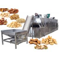 China Raw Cashew Kernel Almond Nut Roasting Equipment Henan GELGOOG Machinery wholesale