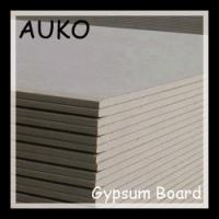China gypsum board suspended ceiling panels 10mm wholesale