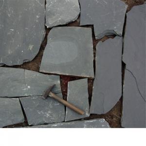 China Nature Black Slate Eco-friendly Slate Product Cheapest Natural Stone Paving wholesale