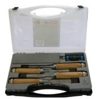 China Hot product 4PCS wood chisel set with plastic box packing wholesale