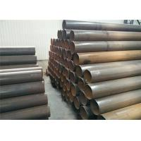 Buy cheap Hot Dipped Electric Resistance Welding Pipe Carbon Steel Material For Sewage from wholesalers