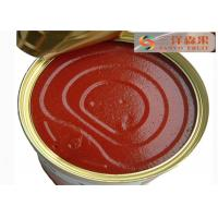 China Salsa de tomate dulce roja natural wholesale