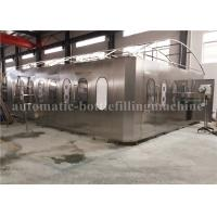 China 24000BPH Pepsi Cola / Soda Filling Machine , Soft Drink Production Line wholesale