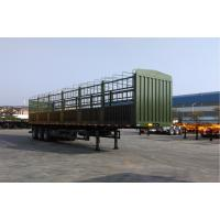 China OEM Standard Cargo Container Trailer Storage Container Carrier Trailer wholesale