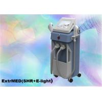 China Home IPL SHR Hair Removal Machine with 50W RF Energy Modular Configurations wholesale