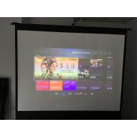 China Senior Conference Large Fast Fold Rear Projection Screen CE ROHS wholesale