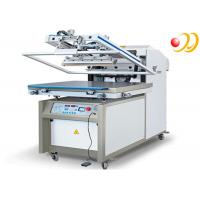 China Automatic Microcomputer Screen Printing Machines With Four Cylinders / Valves wholesale
