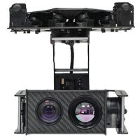 China High Precision Infrared Camera Gimbal Waterproof 640*480 High Resolution Type wholesale