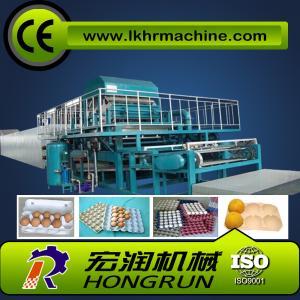 Buy cheap 4000pcs/h 8 встает на сторону роторный тип автоматическая машина подноса яичка с линией 6 слоев суша from wholesalers