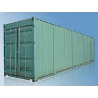China ISO Aluminum Frame 40 Foot Car Shipping  Containers With Hinged Gates wholesale