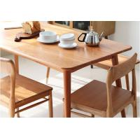 China Wooden Restaurant Dining Room Table For Commercial Or Home Using wholesale