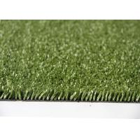 Custom Office Home Tennis Synthetic Grass Carpet High Abrasion Resistance