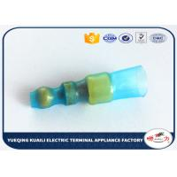 China Waterproof Green Heat Shrink Wire Terminals With Hot-Melting Plastic Coils wholesale
