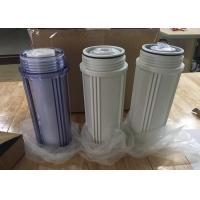 Household Manual Flush Reverse Osmosis Water Filtration System Without Pump