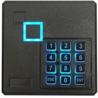 China Touch Keypad Door Lock RFID Access Control System Password 13.56khz wholesale