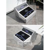 China Bipolar / Tripolar RF And Cavitation Slimming Machine With 3 Handpieces OEM Service wholesale