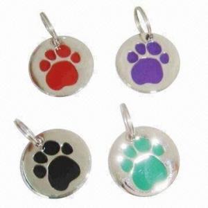 China Dog ID Tags, Made of Metal wholesale