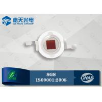China Pure Gold Wire Soldere Infrared LED 850nm High Power Color LED for Detecting & Medical Using wholesale