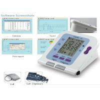 China High Resolution Automatic Digital Blood Pressure Monitor USB PC Software Based on sale