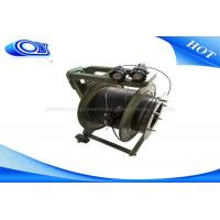 China Outdoor Tactical Fiber Optic Cable Reel Drum with 200m Extension wholesale