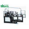 China Machine de la tasse 100pcs/min de papier/machines automatiques à grande vitesse horizontales de fabrication avec le cachetage d'air chaud wholesale