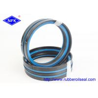 China Dustproof Lip Hydraulic Jack Piston Seal Polyester Elastomer Back - Up Ring 40Mpa Pressure wholesale