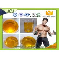 China Testosterone Enanthate Anabolic Steroids 600mg / ml * 100ml Bodybuilder wholesale