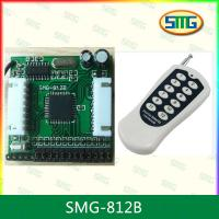 China SMG-812B 12 channel remote controller without realy wholesale