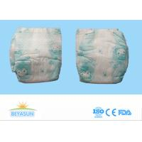 Buy cheap Soft And Dry Infant Baby Diapers For Babies With Sensitive Skin , High Absorbability from wholesalers