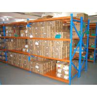 China Heavy Duty Steel Selective Pallet Racking for Industrial Warehouse Storage Solutions on sale